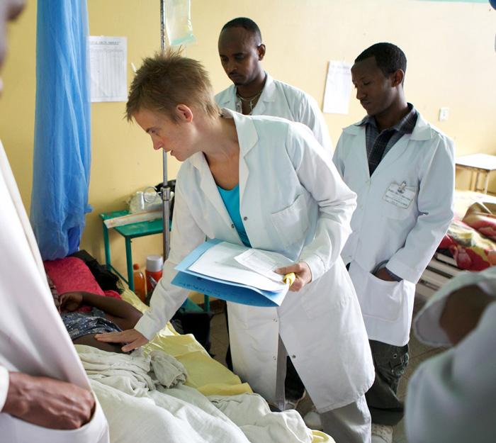 overseas healthcare worker insurance